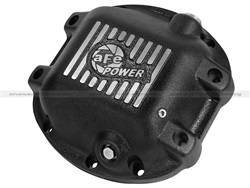 Differentials and Components - Differential Cover - aFe Power - aFe Power 46-70192 Pro Series Differential Cover