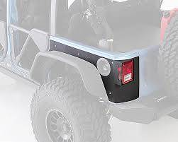 Fenders and Components - Fender - Smittybilt - Smittybilt 76982 XRC Armor Fender Skin