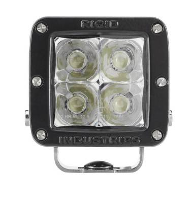 Rigid Industries - Rigid Industries 20121EM E-Series E-Mark Certified Spot Light - Image 1