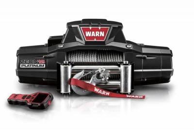 Winch - Winch - Warn - Warn 92820 ZEON Platinum 12 Winch