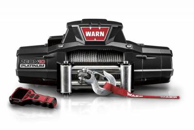 Winch - Winch - Warn - Warn 92810 ZEON Platinum 10 Winch