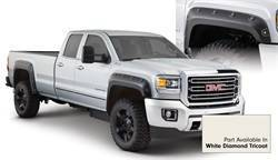 Fender Flare - Fender Flare - Bushwacker - Bushwacker 40968-24 Boss Pocket Style Painted Fender Flares