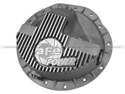 Differentials and Components - Differential Cover - aFe Power - aFe Power 46-70040 Street Series Differential Cover