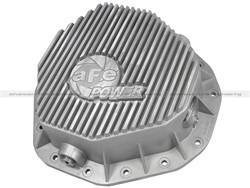 Differentials and Components - Differential Cover - aFe Power - aFe Power 46-70090 Street Series Differential Cover