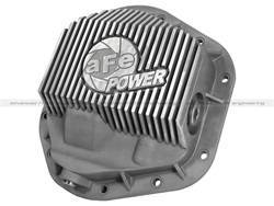 Differentials and Components - Differential Cover - aFe Power - aFe Power 46-70080 Street Series Differential Cover