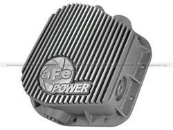 Differentials and Components - Differential Cover - aFe Power - aFe Power 46-70150 Street Series Differential Cover