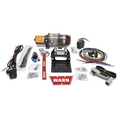 Winch - Winch - Warn - Warn 81654 RT30 Winch