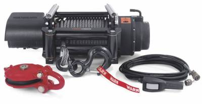 Winch - Winch - Warn - Warn 80907 Series 18 Severe Duty Winch