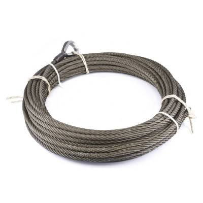 Winch Accessories - Winch Rope - Warn - Warn 77453 Wire Rope