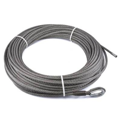 Winch Accessories - Winch Rope - Warn - Warn 77452 Wire Rope