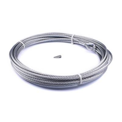 Winch Accessories - Winch Rope - Warn - Warn 89213 Wire Rope