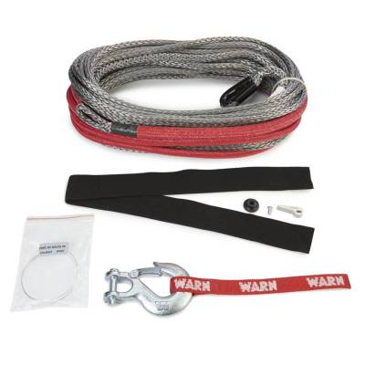 Winch Accessories - Winch Rope - Warn - Warn 96040 Spydura Pro Synthetic Winch Rope
