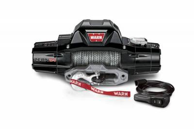 Winch - Winch - Warn - Warn 95950 Zeon 12-S Winch