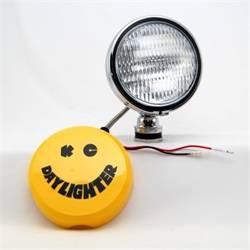Exterior Lighting - Worklight - KC HiLites - KC HiLites 1619 Daylighter Flood Light w/Shock Mount Housing