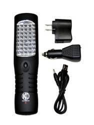 Flashlight - Flashlight - KC HiLites - KC HiLites 9926 LED Work Light Flashlight