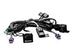 Flasher Units/Fuses/Circuit Breakers - Flasher Wiring Harness - KC HiLites - KC HiLites 95602 Wire Harness w/Relay