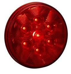 Exterior Lighting - Tail Light Assembly - KC HiLites - KC HiLites 1002 LED Brake/Tail Light