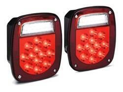 Trailer Lights and Wiring - Trailer Light Kit - KC HiLites - KC HiLites 1001 LED Trailer Light Kit
