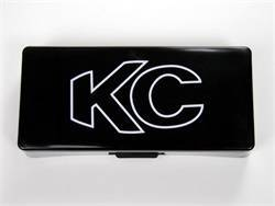 Fog/Driving Lights and Components - Fog/Driving Light Cover - KC HiLites - KC HiLites 5709 Hard Light Cover