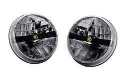 Fog/Driving Lights and Components - Driving Light - KC HiLites - KC HiLites 42331 7 in. LED Headlight