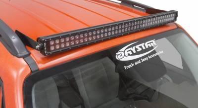 Daystar - Daystar KJ81000BK Roof Mount LED Light Bar System Jeep Renegade 2015-2017 - Image 4