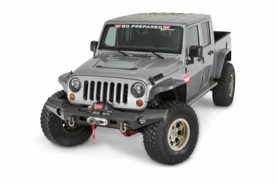 Warn - Warn 101420 Elite Series Front Bumper - Image 1