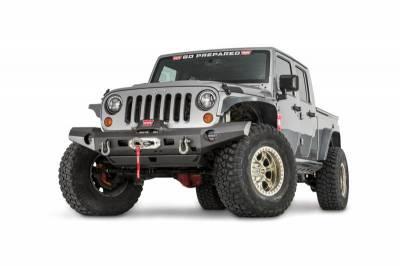 Warn - Warn 101420 Elite Series Front Bumper - Image 3