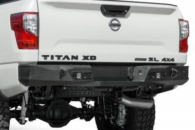 Addictive Desert Designs - ADD R911231280103 Stealth Fighter Rear Bumper Nissan Titan XD ONLY 2016-2018 - Image 8