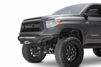 Addictive Desert Designs - ADD F741202860103 Stealth Fighter Winch Front Bumper Toyota Tundra 2014-2018 - Image 2