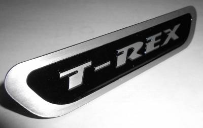 Emblem - Emblem - T-Rex Grilles - T-Rex Grilles L1016 T-Rex Series Logo Badge