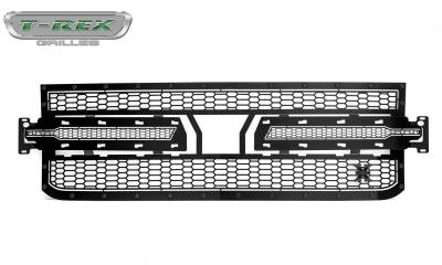 T-Rex Grilles - T-Rex Grilles 7711261-BR Stealth Laser X Series Grille - Image 2