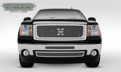 T-Rex Grilles - T-Rex Grilles 6712060 X-Metal Series Studded Mesh Grille - Image 2