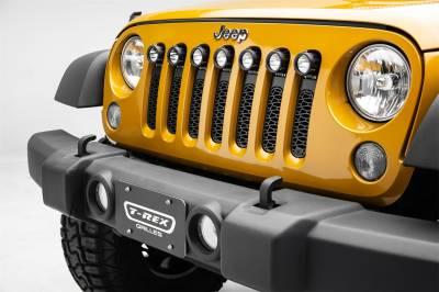 T-Rex Grilles - T-Rex Grilles Z314841 ZROADZ Series LED Light Grille - Image 4