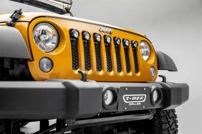 T-Rex Grilles - T-Rex Grilles Z314841 ZROADZ Series LED Light Grille - Image 5
