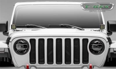T-Rex Grilles - T-Rex Grilles 46493 Sport Series Formed Mesh Grille Insert - Image 2