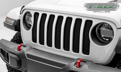 T-Rex Grilles - T-Rex Grilles 46493 Sport Series Formed Mesh Grille Insert - Image 3