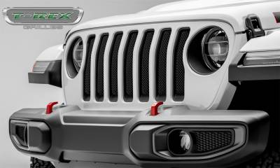 T-Rex Grilles - T-Rex Grilles 46493 Sport Series Formed Mesh Grille Insert - Image 4