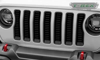 T-Rex Grilles - T-Rex Grilles 6204931 Billet Series Bumper Grille Insert - Image 5