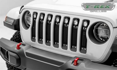 T-Rex Grilles - T-Rex Grilles 6314931 Torch Series LED Light Grille - Image 5