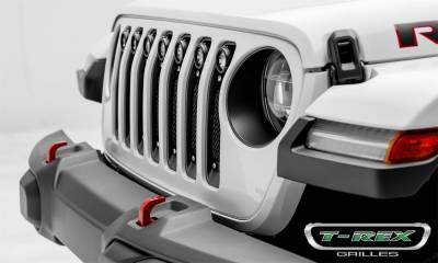 T-Rex Grilles - T-Rex Grilles 6314931 Torch Series LED Light Grille - Image 6