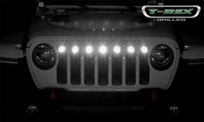 T-Rex Grilles - T-Rex Grilles 6314941 Torch Series LED Light Grille - Image 2