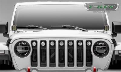 T-Rex Grilles - T-Rex Grilles 6314941 Torch Series LED Light Grille - Image 4