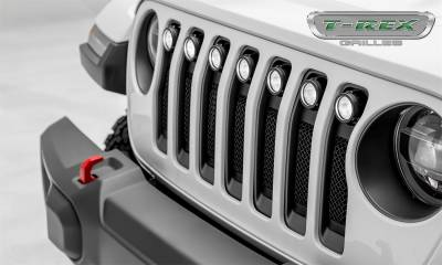 T-Rex Grilles - T-Rex Grilles 6314941 Torch Series LED Light Grille - Image 7