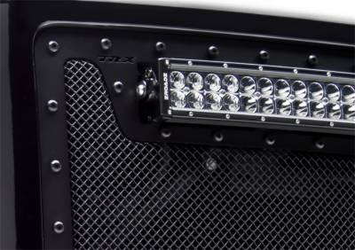 T-Rex Grilles - T-Rex Grilles 6711231-BR Stealth X-Metal Series Mesh Grille Assembly - Image 1