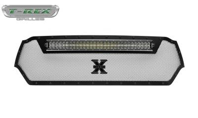 T-Rex Grilles - T-Rex Grilles 6314651-BR Stealth Torch Series LED Light Grille - Image 1