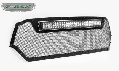 T-Rex Grilles - T-Rex Grilles 6314651-BR Stealth Torch Series LED Light Grille - Image 2