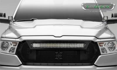 T-Rex Grilles - T-Rex Grilles 6314651-BR Stealth Torch Series LED Light Grille - Image 3