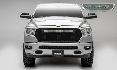 T-Rex Grilles - T-Rex Grilles 6314651-BR Stealth Torch Series LED Light Grille - Image 6
