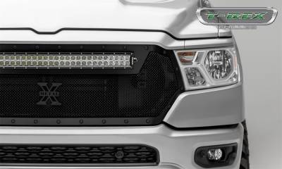 T-Rex Grilles - T-Rex Grilles 6314651-BR Stealth Torch Series LED Light Grille - Image 7