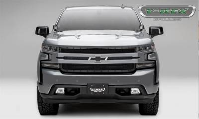 T-Rex Grilles - T-Rex Grilles 6711261-BR Stealth X-Metal Series Mesh Grille Assembly - Image 6